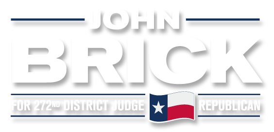 John Brick for Brazos County